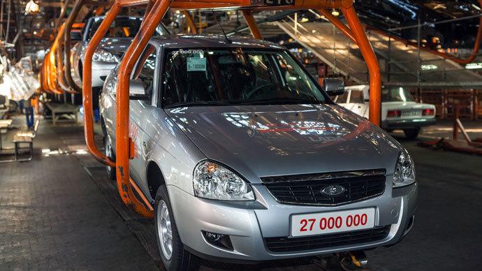 British designer to revamp plummeting Russian car maker sales