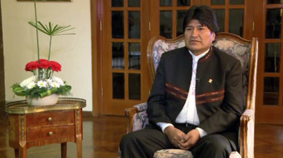 'Sorry is not enough': Bolivia demands EU find culprits behind aerial hijack