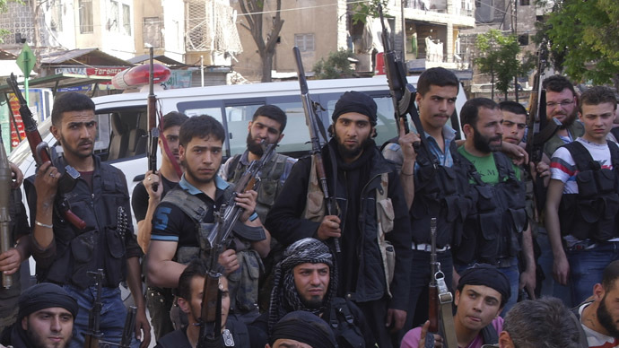 Syrian opposition offers Homs ceasefire to Assad for Ramadan - SNC President