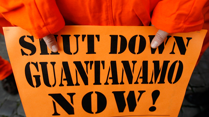 Judge urges halt to 'humiliating' Gitmo genital searches
