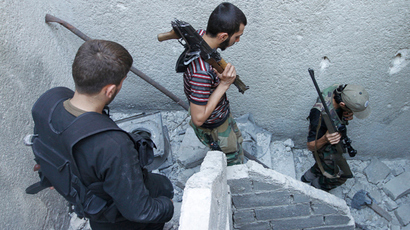 Al-Qaeda militants killed Syrian rebel commander - FSA spokesman