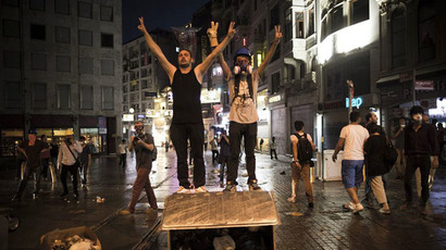 Taksim detainees start hunger strike as prosecutor extends detention – report