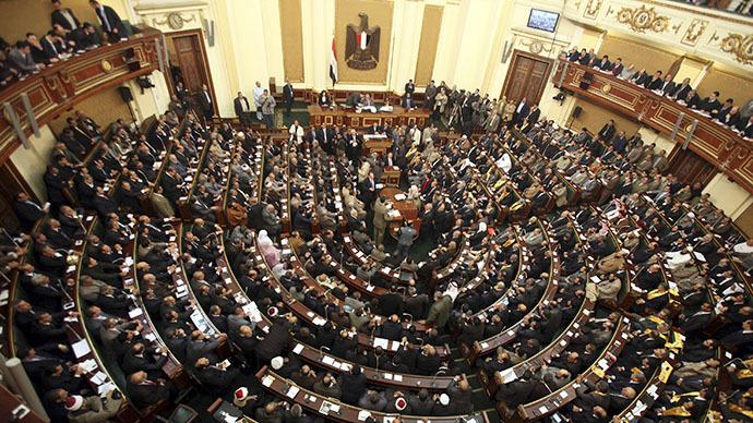 Muslim Brotherhood rebuffs Egyptian interim president's plan for elections