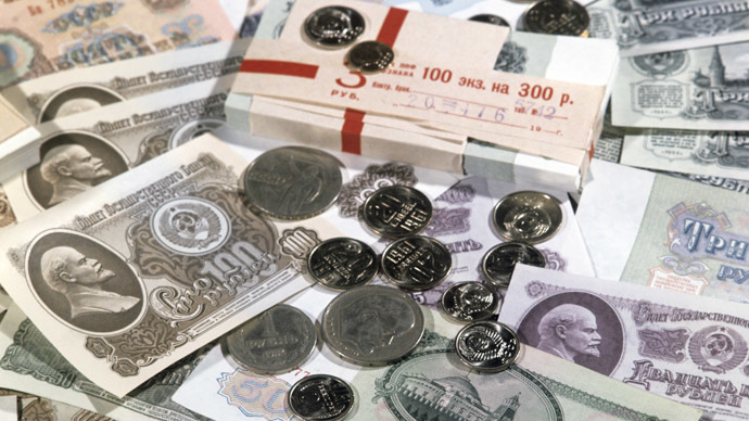 Russians might get back 'lost' Soviet-era deposits, but at a discount