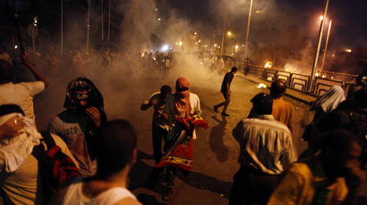 7 dead, 261 injured, 401 arrested in overnight Egypt clashes