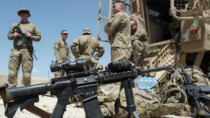 Pentagon spends $34 million on unused military base in Afghanistan