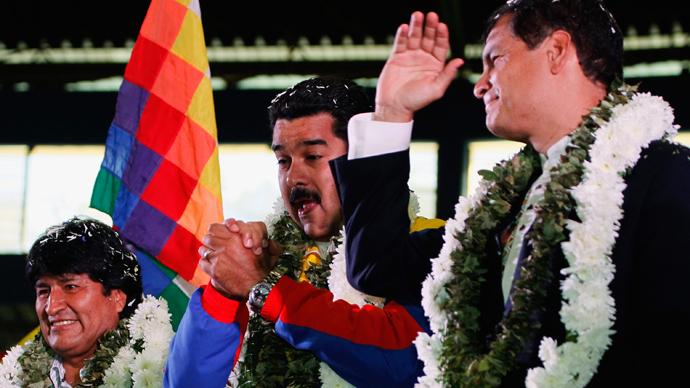 Ecuadorean Foreign Minister Ricardo Patino (AFP Photo)