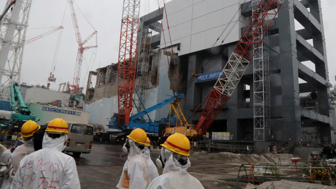 Toxic water at Fukushima likely contaminating sea - Japan's nuclear watchdog