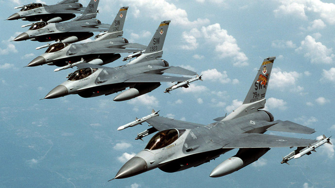 US to deliver F16 fighter jets to Egypt as anti-American sentiment grows