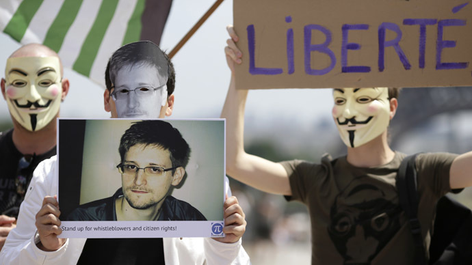France to sue NSA? Rights groups urge court to open lawsuit over US spying