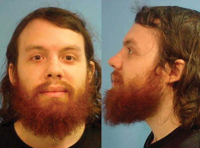Andrew Auernheimer (Reuters / Fayetteville Police)