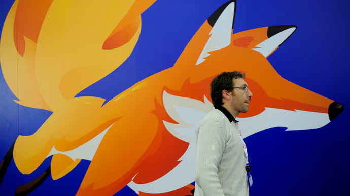 Mozilla joins fight in support of AT&T hacker