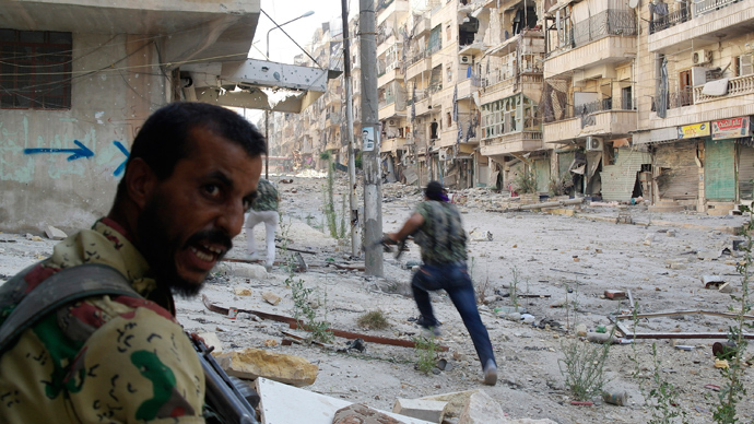 Al-Qaeda militants killed Syrian rebel commander - FSA spokesman