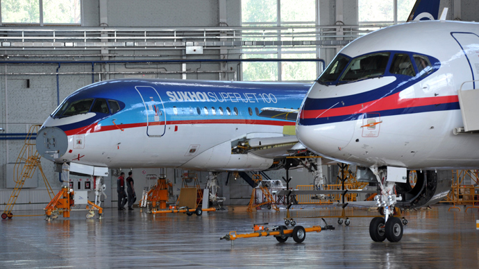 Superjet survives: Russia's top aircraft-maker Sukhoi denies bankruptcy