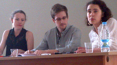 'My asylee status now formal': Snowden declares 'acceptance' of all offers of asylum