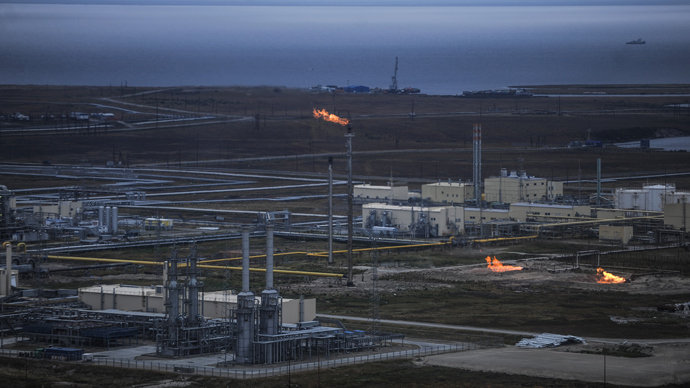 Mother (Russia) lode: Vast extent of oil, gas reserves revealed for first time