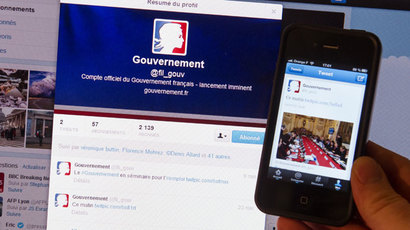 Indiscreet tweets: Governments bombard Twitter with data requests