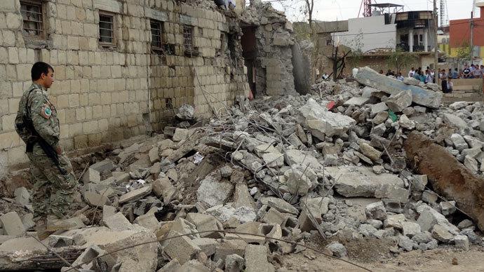 Suicide attack kills 39 in Iraq