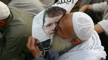 Army abducted Egypt's ousted President – Morsi's family