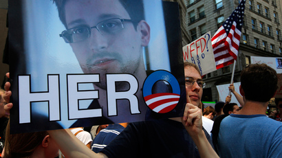Putin: Snowden will leave Russia at earliest opportunity