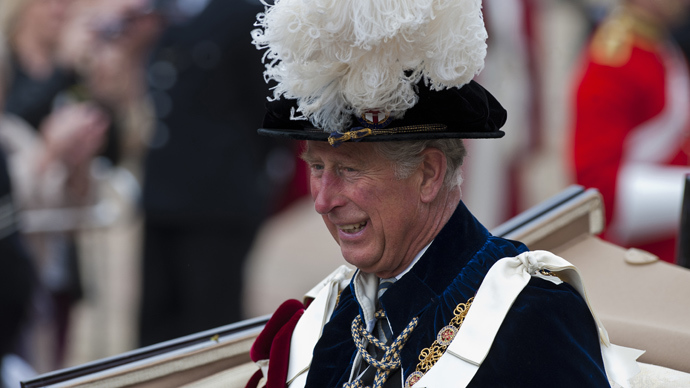 Prince Charles' tax status comes under scrutiny