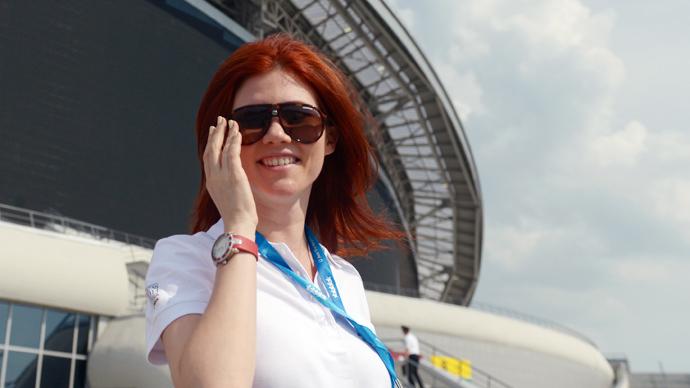 Anna Chapman (RIA Novosti / Valery Melnikov)