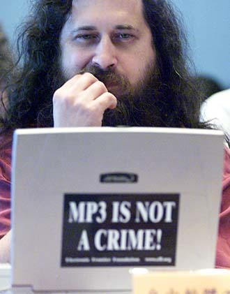 Richard Stallman (Reuters)