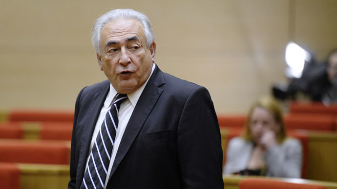 Strauss-Kahn rises: Scandalous Ex-IMF head comes to work for Russian bank