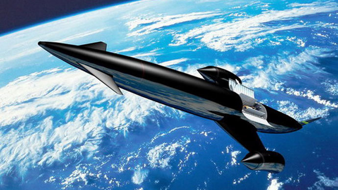 UK's $90 million Skylon to 'transform how we access space'