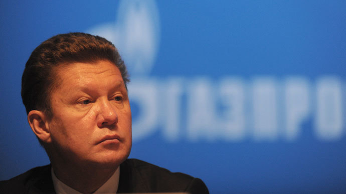Gazprom CEO to get $4mn iOS-based tablet to 'rule them all'