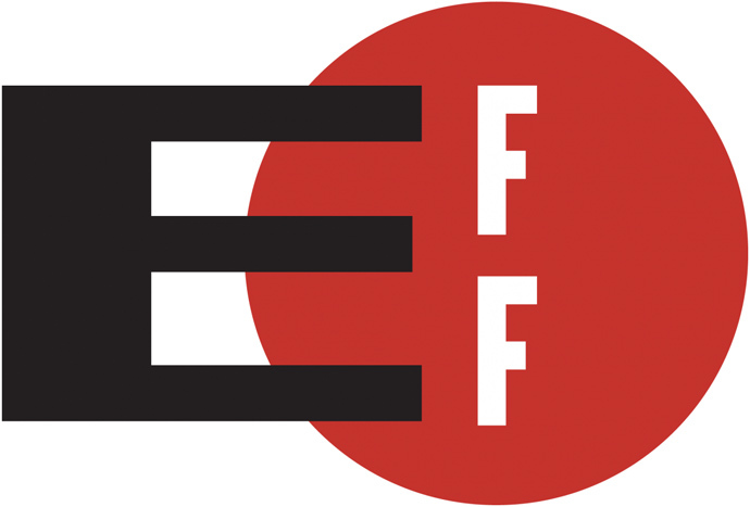 Electronic Frontier Foundation`s logo