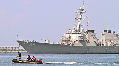 US accused of inciting South China Sea tensions