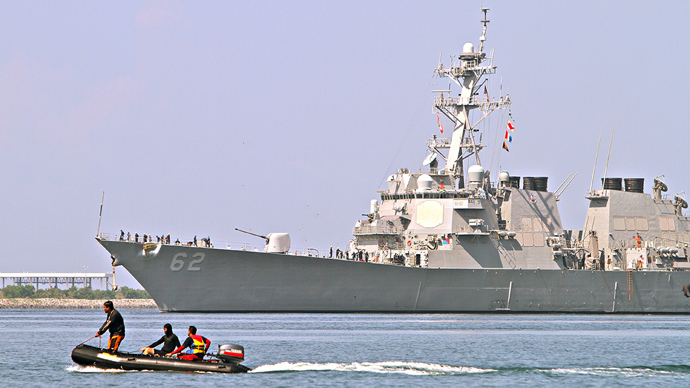 US to get wider access to South China Sea for military warships and aircraft