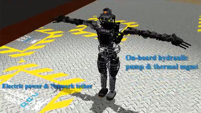 ATLAS: The Pentagon's latest terminator robot (VIDEO)