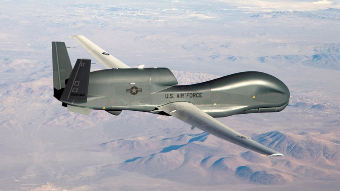 Air Force drone crashes and explodes in Florida, shutting down highway (VIDEO)