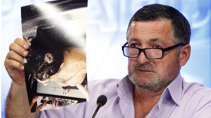 John Lennon Autopsy Photos Abdulbaki todashev, the father