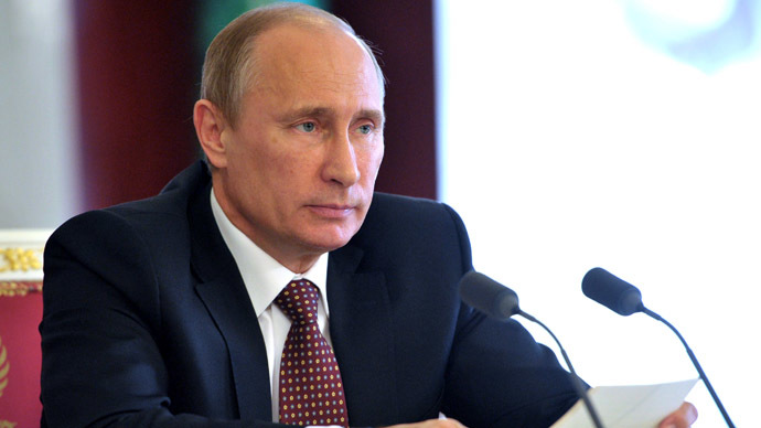 'US-Russian relations above Snowden case' – Putin