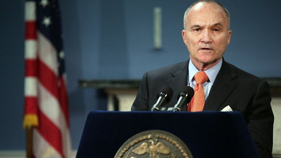 Backlash: Minority groups protest nomination of NYPD's Kelly to lead Homeland Security