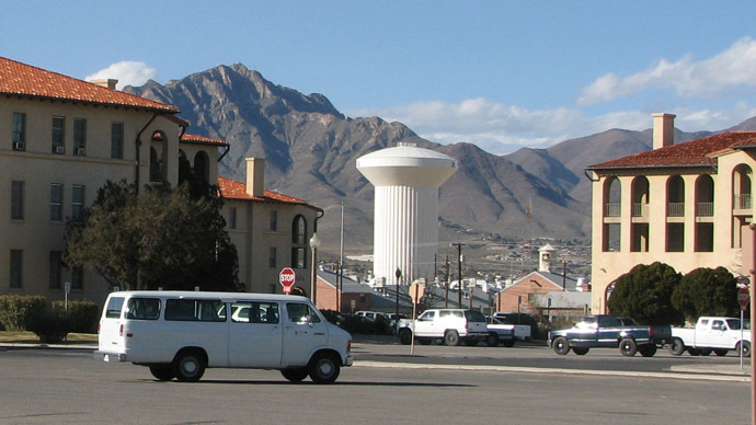 Army fights to contain radiation in Fort Bliss military base