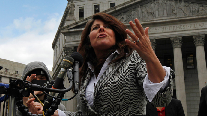 Author and political consultant Naomi Wolf (Reuters / Mike Segar)
