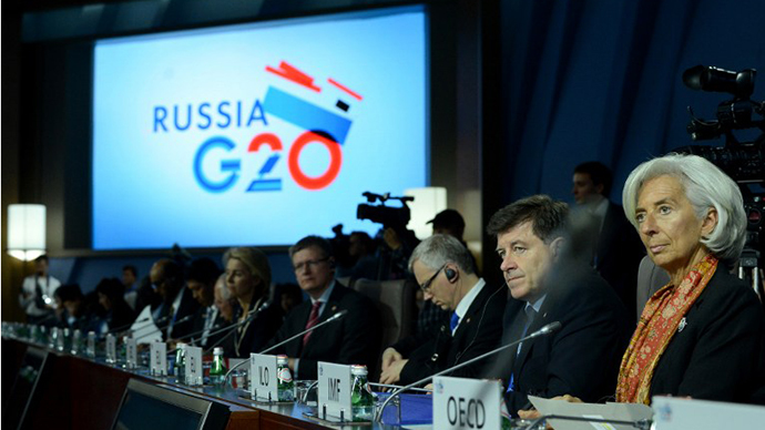 G20 plans to force multinationals to pay more taxes