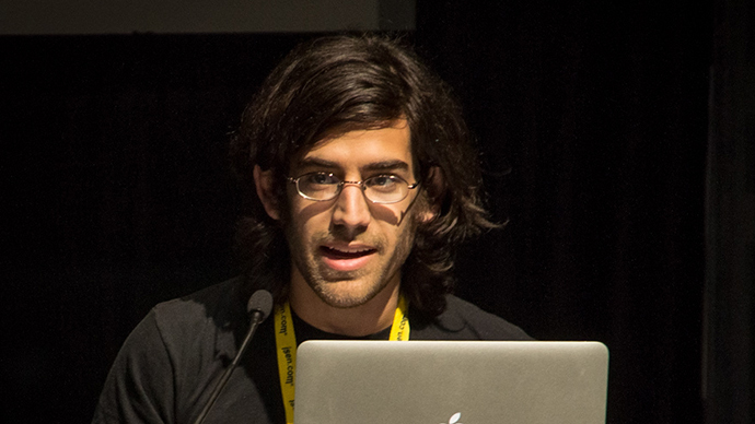 MIT motion puts Aaron Swartz Secret Service file release on halt