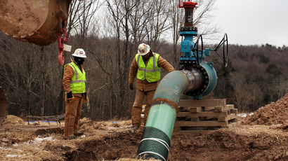 Lifelong 'frack gag': Two Pennsylvania children banned from discussing fracking