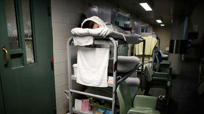 Dozens of California prisoners hospitalized after 40 days of hunger strike