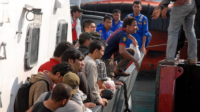 Australia to deport asylum seekers to Papua New Guinea