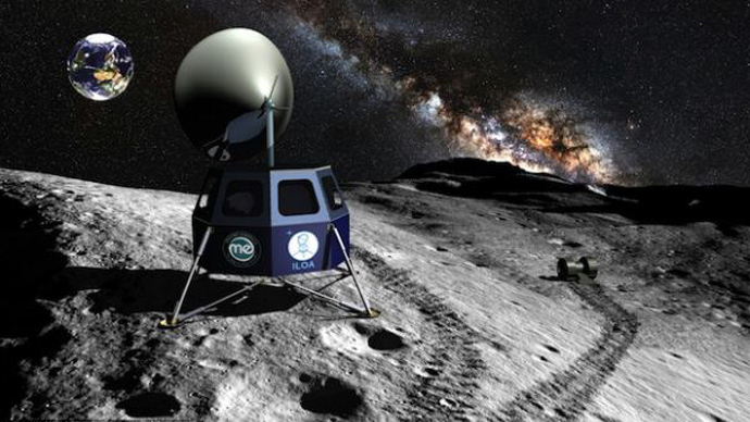 First-ever lunar south pole mission could be attempted by 2016