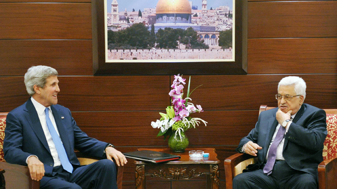 Hamas rejects new talks with Israel announced by Kerry