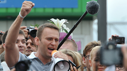 Center-left seeks to broaden amnesty bill to cover Navalny case