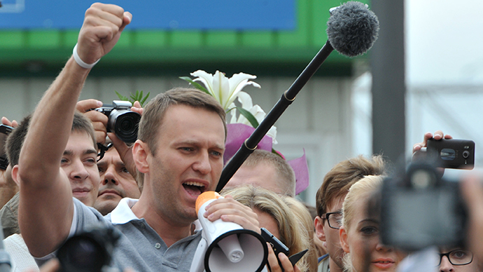 Opposition blogger Navalny to take part in mayoral election