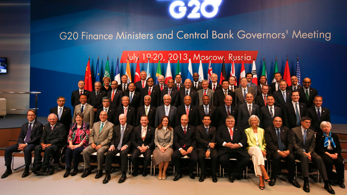G20 financiers agree to keep global economy more predictable